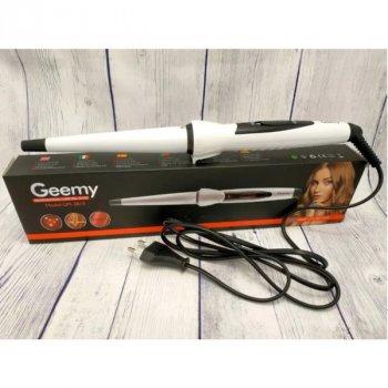 Плойка конусная Geemy для завивки волос и создания локонов GM-2815