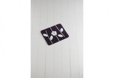 Килимок для ванної Chilai Home Talia Murdum 50*60 Фіолетовий (110069215)