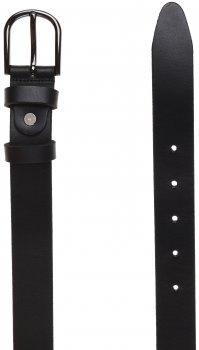 Женский ремень кожаный Laras 100vgenw5 100 см Черный (ROZ6300002360)