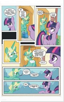 My Little Pony. Герої #1 Сутінкова Блискітка Molfar Comics. Тому Залер. (9786177885084)