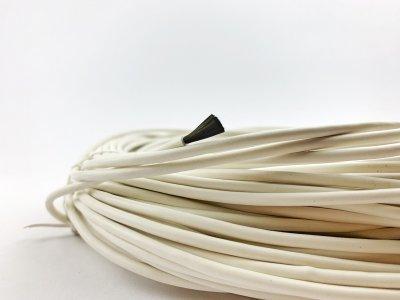 Нагрівальний кабель Nova Therm KH-17 1 м. карбоновий 3.5 мм / 17 ом. метр