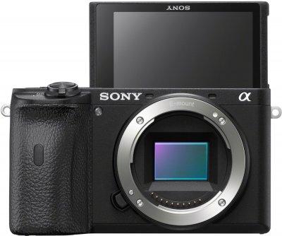 Фотоаппарат Sony Alpha a6600 Body Black (ILCE6600B.CEC) Официальная гарантия!