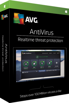 Антивирус AVG Anti-Virus на 3 ПК 1 год (электронная лицензия)