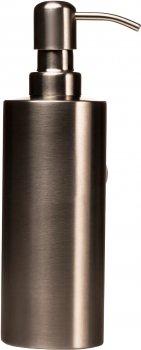 Дозатор для рідкого мила GLOBUS LUX SS8432 нержавіюча сталь SUS304