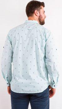 Рубашка Remix LA08 Бирюзовая