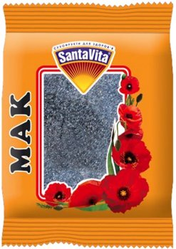 Сухой мак SantaVita 125 г (4820192180160)