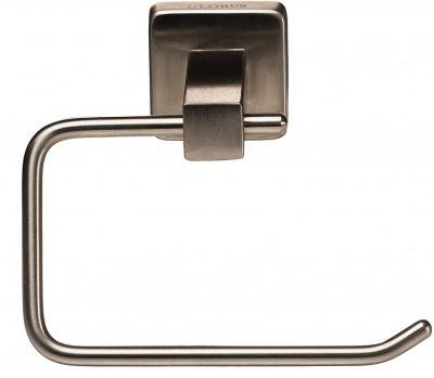 Держатель для туалетной бумаги GLOBUS LUX SQ9416 без крышки нержавейка SUS304