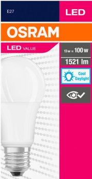 Світлодіодна лампа Osram LED Value A100 13 W (1521 Lm) 6500 К E27 (4052899971042)