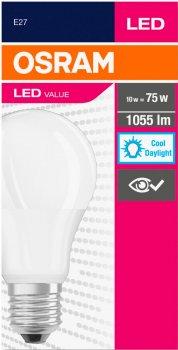 Світлодіодна лампа Osram LED Value A75 10 W (1055 Lm) 6500 К E27 (4052899971035)