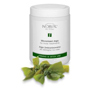 Альгинатная антицеллюлитная маска для тела Norel Micronized algae for body treatment с водорослями 660 г (PN 136)
