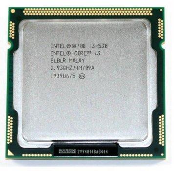 Б/У, Процесор, Intel® Core™ i3-530, 2 ядра, 4 потоку, 4 МБ, 2,93 GHz