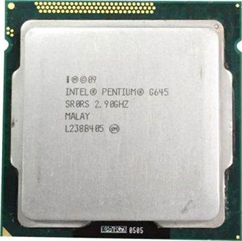 Б/У, Процесор, Intel Pentium G 645 s1155, 3M Cache, 2.90 GHz