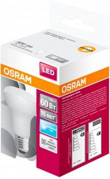 Світлодіодна лампа Osram LED STAR R63 7 W (600 Lm) 4000 K E27 (4058075282650)