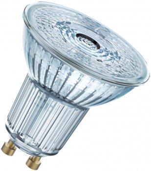 Світлодіодна лампа OSRAM LED PARATHOM PAR16 80 DIM 36° 8.3W 550Lm 4000K GU10 (4058075449244)