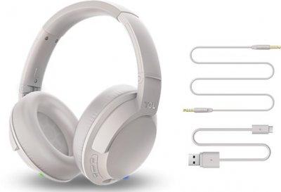 Навушники TCL ELIT400NC Bluetooth Cement Gray (ELIT400NCWT-EU)