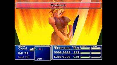Final Fantasy VII + Final Fantasy VIII Remastered (Switch)