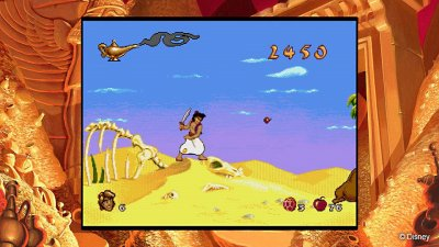 Disney Classic Games Aladdin and The Lion King (Switch)