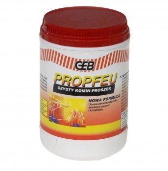 Порошок для чищення димоходів GEB Propfeu Poudre De Ramonage 0,9 кг