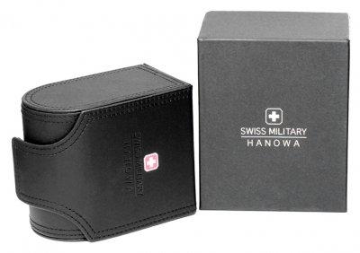 Чоловічі наручні годинники Swiss Military 06-3328.04.001