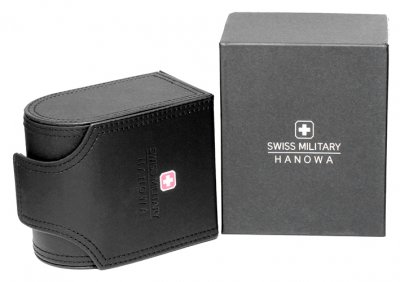 Чоловічі наручні годинники Swiss Military 06-5316.04.001