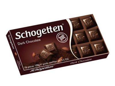 Шоколад Schogetten Dark Chocolate 100 g