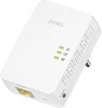 Комплект адаптеров Powerline Zyxel PLA5405 v2 (PLA5405V2-EU0201F)
