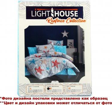 Комплект постельного белья Lighthouse Ranforce Colored Stars 160х220 (2200000550897)