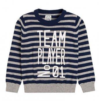 Свитер Cool Club для мальчика Team Player № 1