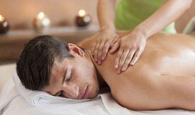 Подарунковий сертифікат на масаж Baldini у Києві на Печерську