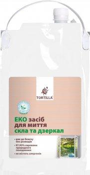 Екозасіб для миття скла та дзеркал TORTILLA 4.7 л (4820178062527)