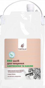 Екозасіб для миття сантехніки та кахлю TORTILLA 4.7 л (4820178062404)