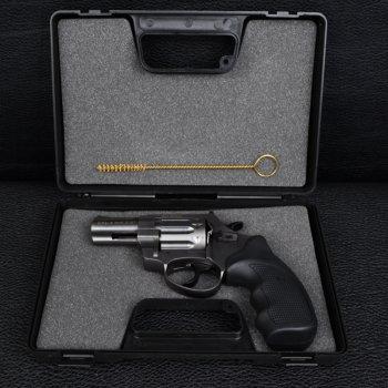 """Револьвер під патрон флобера Stalker (2.5"""", 4.0 мм), титан-чорний"""