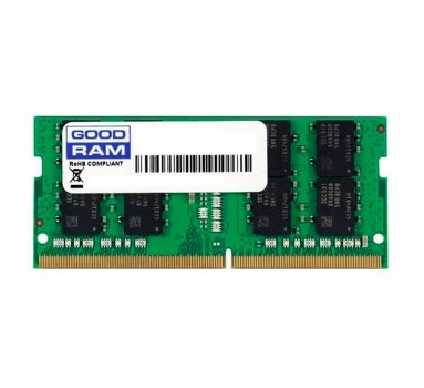 Оперативная память Goodram SO-DIMM DDR4 4Gb (GR2666S464L19S/4G)