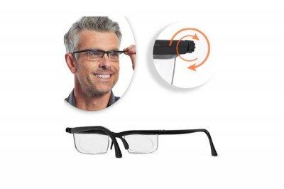 Очки с регулировкой диоптрий линз Dial Vision, универсальные очки для зрения (1007463-Other-1)