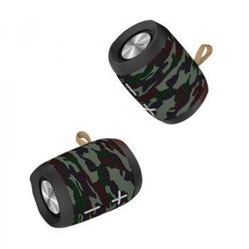 Портативна бездротова Bluetooth колонка Hopestar P13 Original Camouflage (Р13С)