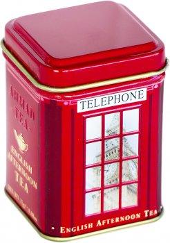 Чай черный Ahmad Tea Телефонная будка 25 г (54881008839)