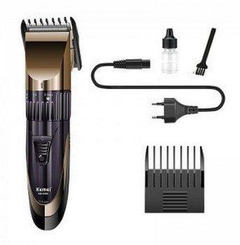 Аккумуляторная машинка для стрижки волос Kemei Km-8066 (bks_01795)