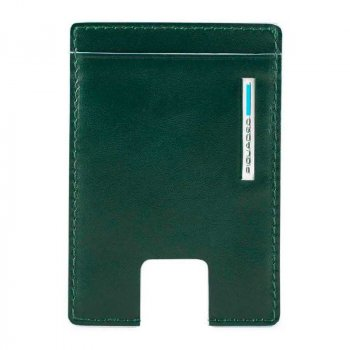 Кредитница Piquadro BL SQUARE/Forest PP4768B2R_VE6