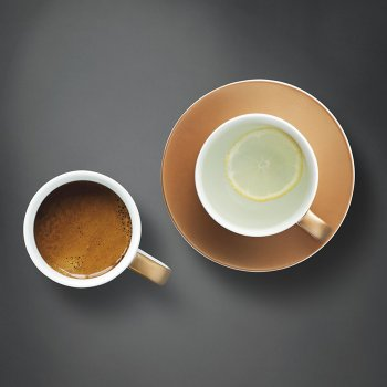 Набір для чаю та кави BergHOFF Ron Білий (1698005)