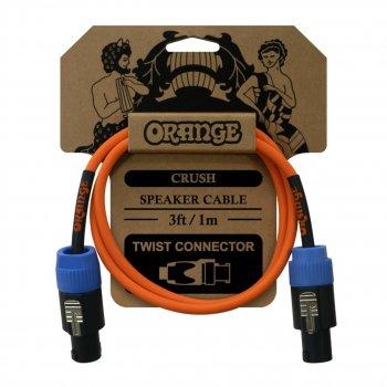 Інструментальний кабель XLR - XLR 1m Orange CA039