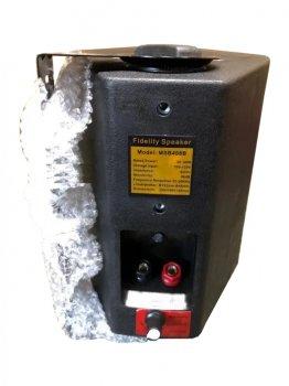 Настінна акустична система BIG MSB408-100V Black