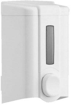 Дозатор для рідкого мила TRA TA0010W 500 мл білий