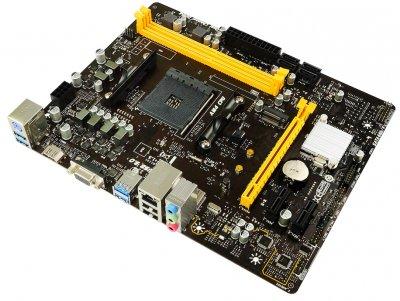 Материнська плата Biostar B450MH (sAM4, AMD B450, PCI-Ex16)