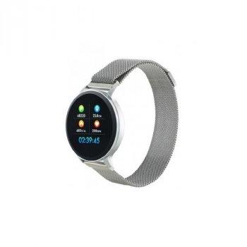 Розумні смарт-годинник Smart i11 silver годинник андроїд ( smart watch ) , фітнес годинник , розумний браслет , фітнес трекер , смарт браслет ( пульсометр ,крокомір ,з вимірюванням тиску )