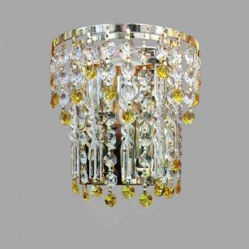 Кришталеве Бра Light House NM-14718/2W FG колір золото
