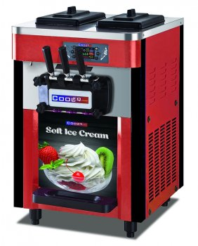 Фризер для м'якого морозива Cooleq IFE-3