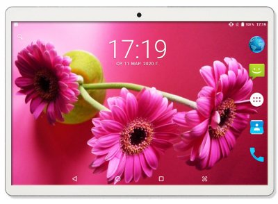 Планшет - телефон Adronix MT104 Silver 3GB/32GB LTE IPS 10/1'' Full HD(LITE)