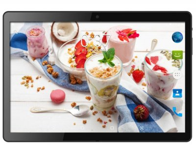 Планшет-телефон Adronix MT104 Matte Black 3GB/32GB LTE IPS 10/1'' Full HD+Чехол-клавиатура