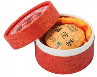 Подарочный набор Країна Чаювання Шу Пу-ер Менхай 100 г (4820230050349)