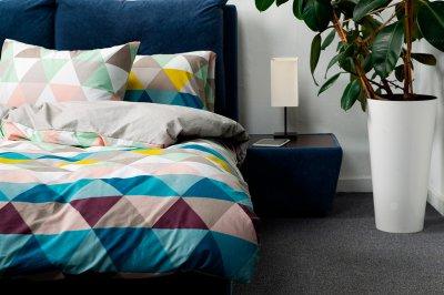 Комплект постельного белья SoundSleep Anglesea Ранфорс 175х215 (93120685)